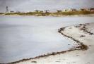 Badhytter i Skanör