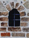A medieval window